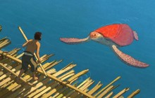 THE RED TURTLE - BLU-RAY REVIEW