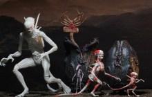NECA releases Alien Covenant and Predator 30th Anniversary Figures