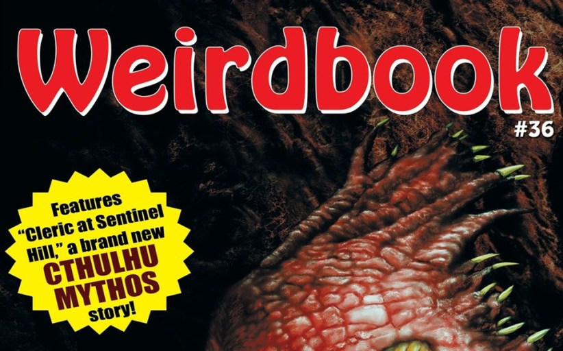 Weirdbook #36 book review