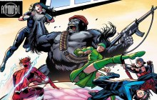 Teen Titans Annual #2 review