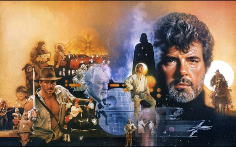 Happy Birthday George Lucas! The Man That Changed Movies Forever