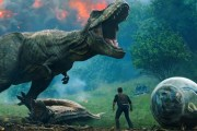 JURASSIC WORLD: FALLEN KINGDOM -- Movie Review