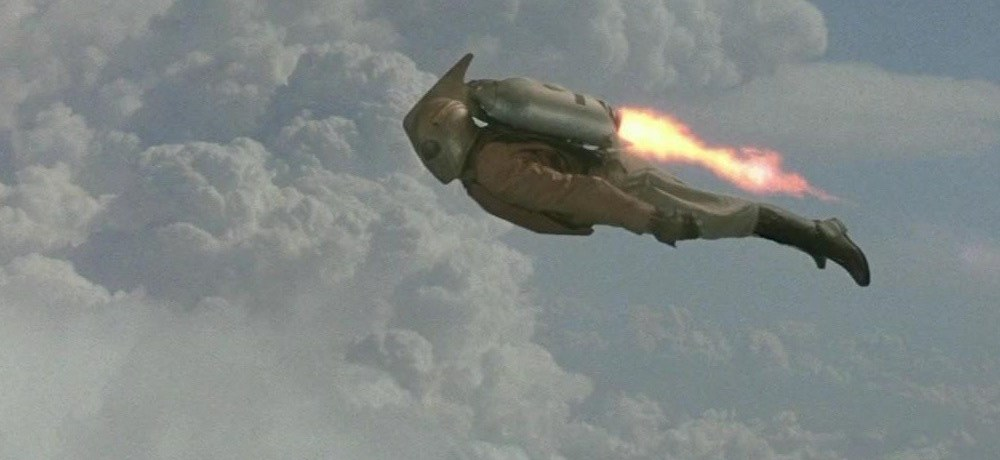 Movies We'd Love To See: A Sky Captain and Rocketeer Team-Up