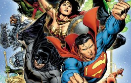 Justice League #1 review (DC Comics)