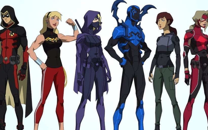The First Trailer For Young Justice Outsiders Is Here