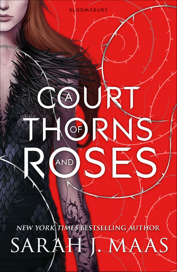 A Court Of Thorns And Roses by Sarah J Maas book review ...
