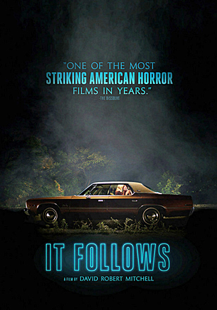 Episode 61 - It Follows (2014) | SciFi Onscreen Podcast