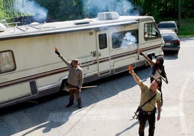 Walking Dead First Time Again_1