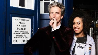 doctorwho and Pearl Mackie