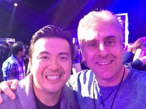 Alec Peters and Justin Lin