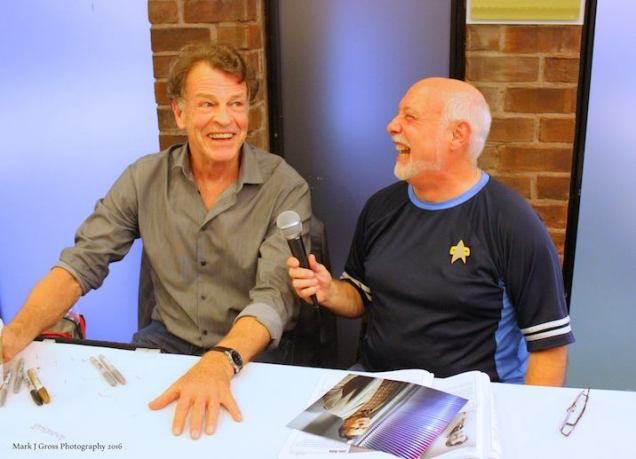 Mark interviews the brilliant John Noble