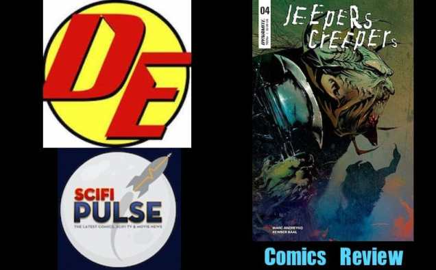 In Review: Jeepers Creepers #4