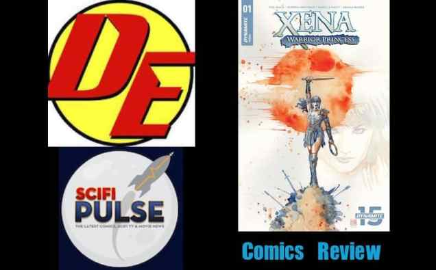 In Review: Xena: Warrior Princess (2019-) #1