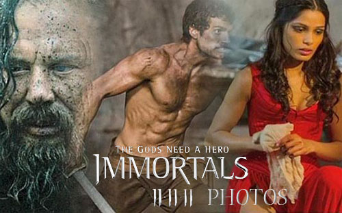 immortals gallery