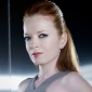 Catherine Weaver played by Shirley Manson