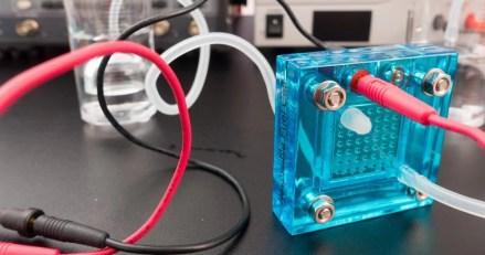 Wasser statt Wasserstoff im Tank?