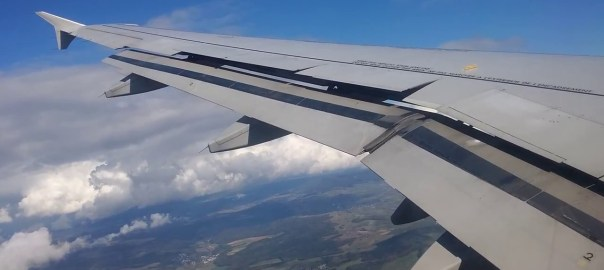 ali aeroplano