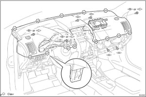 Dash Removal (Diagram Inside)  Scionlife
