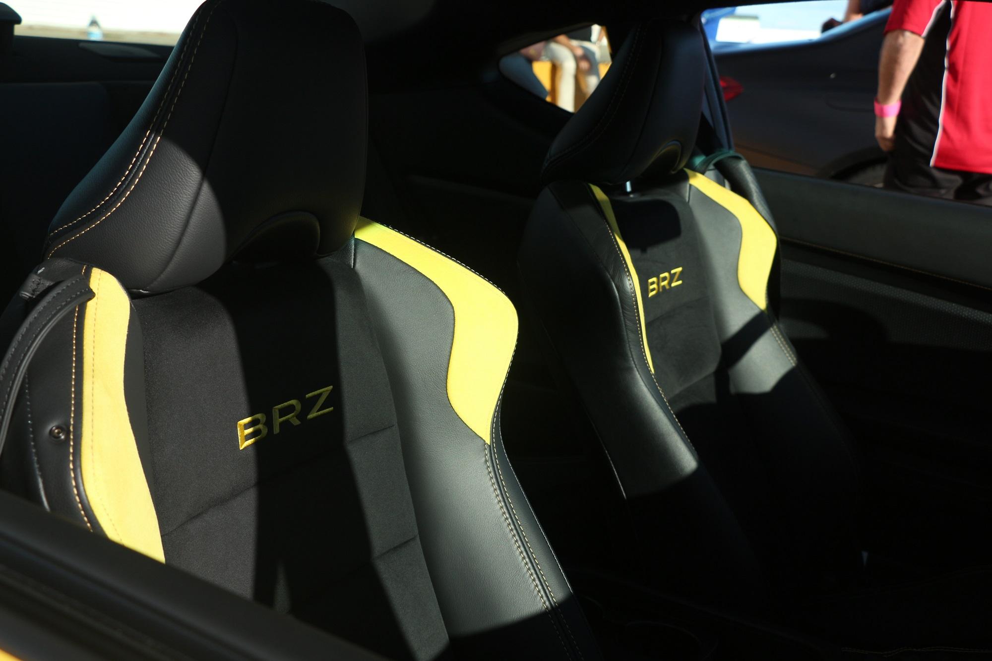 Scionlife.com 2018 Subaru BRZ Performance Package Toyota GT86 86 Review Track Test