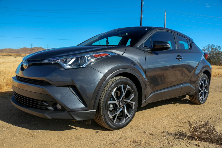2018 2019 Toyota C-HR Compact SUV Tour Walkaround Review Buyers Guide ScionLife.com Jake Stumph