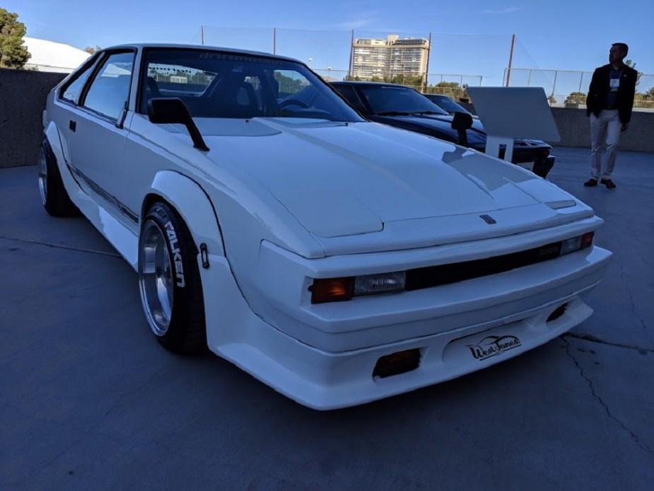 1983 Toyota Supra SEMA