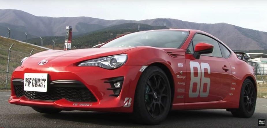 MF Ghost Toyota 86