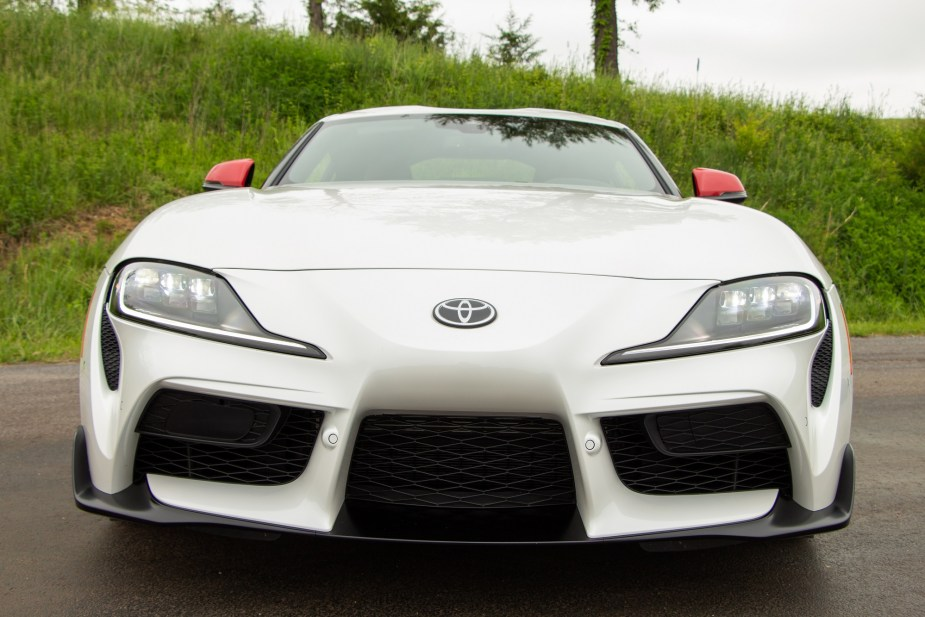 2020 Toyota Supra Drive Review Jake Stumph Interior Exterior Drive Options Price