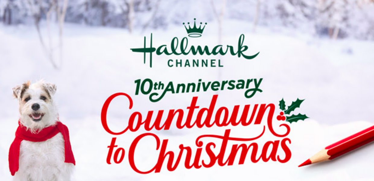 Image result for hallmark countdown to christmas 2019