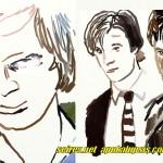 julian assange is NOT the Doctor