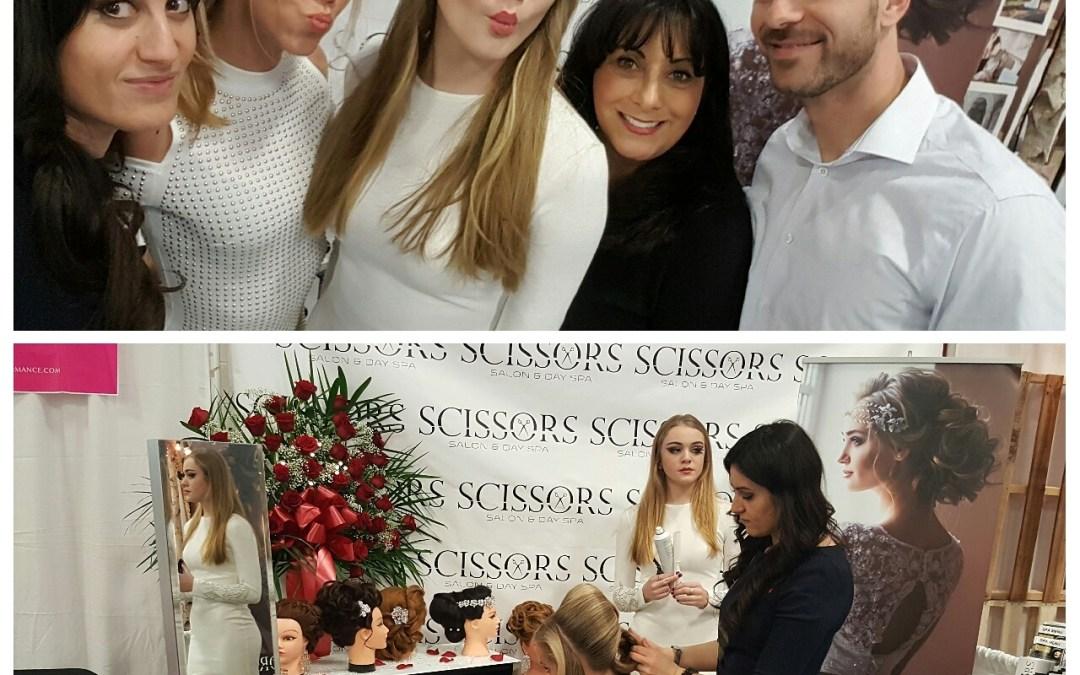 Scissors Bridal Show
