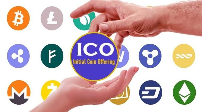 Cryptocrrency ICO