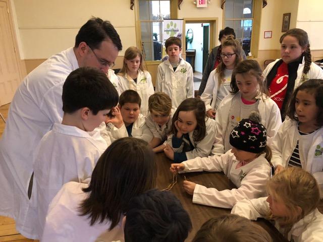 Fall 2018 STEM Kid's Science Camp!