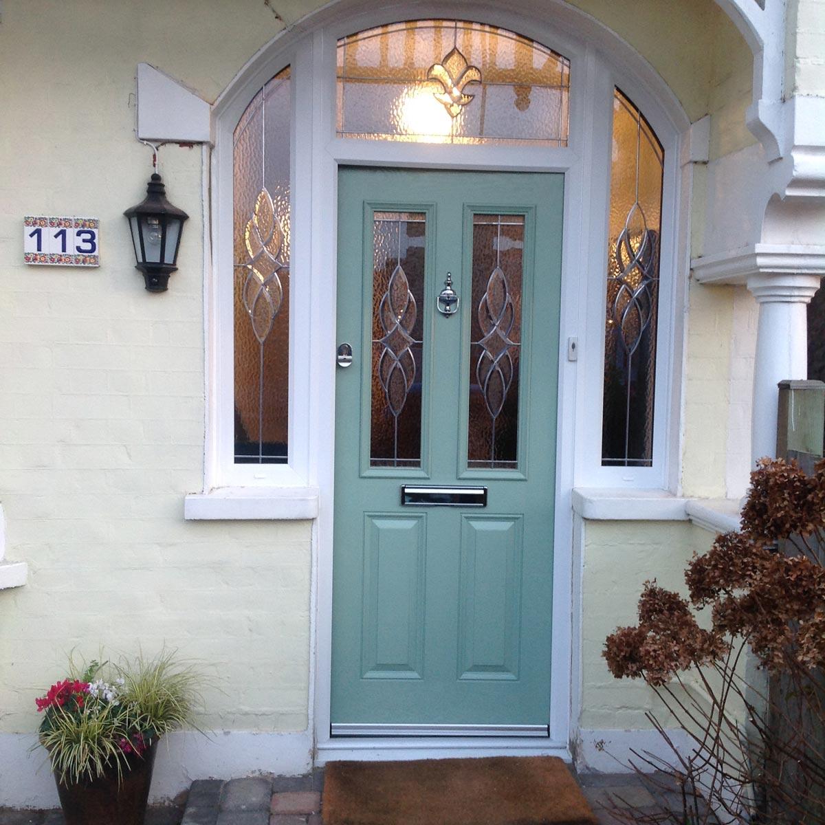 Chartwell Green Composite Door Composite Doors In Streatham