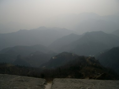 Great Wall at a distance