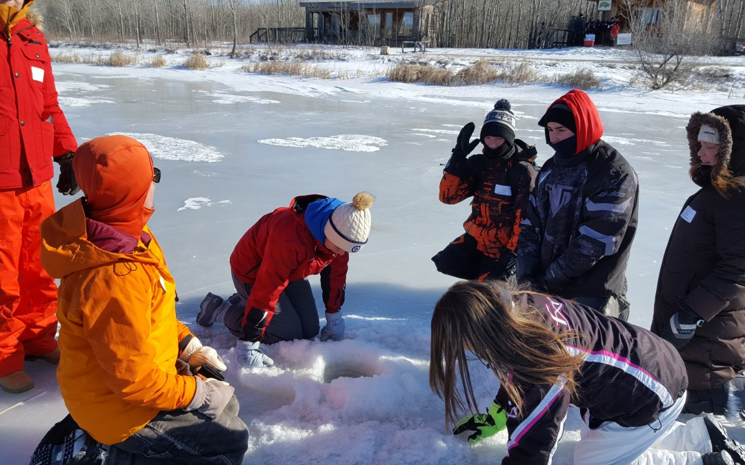 Arctic Science Day at Fort Whyte