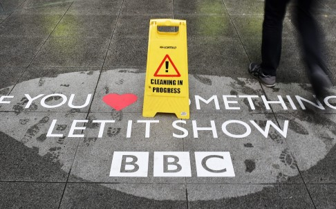 BBC World needs someone in charge with a global grasp and view. Photo: EPA