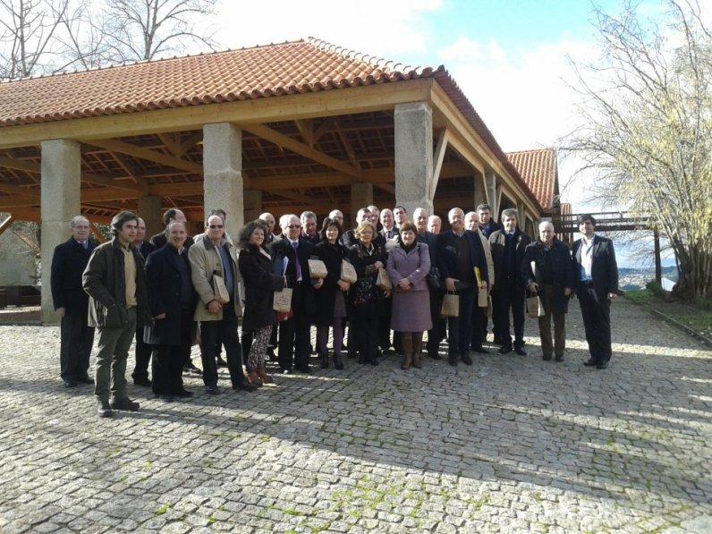 Reunião do Secretariado Regional de Viseu em Penalva do Castelo
