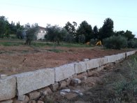 Muro no Centro de Noite Santa Joana Princesa 7