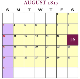 August 16, 1817