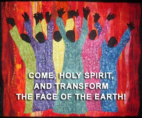 Solemnity of Pentecost, June 8, 2014
