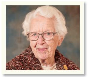 Sister Miriam Ann Brennan