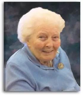 Sr. Margaret Aileen Fennell, SC