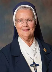Sister Anne O'Connell