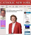 Sister Katherine Seibert, SC, Wins Notre Dame Alumni Award