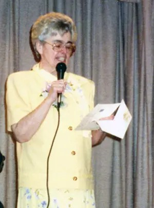 Sister Patricia Padden