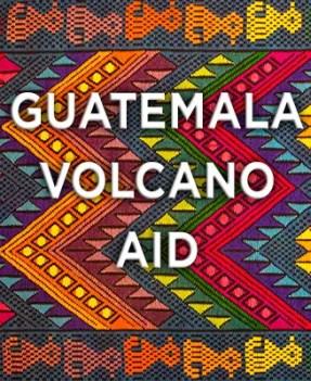 Guatemala Volcano Aid