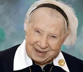 In Memoriam: Sister Elizabeth Carmela Engelhardt, SC