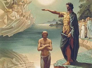 January 12, 2020 — Feast of the Baptism of the Lord