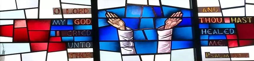 Fourth Sunday of Lent – Healing