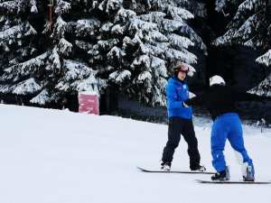 Ski School Poiana Brasov with R&J Ski School & Rental